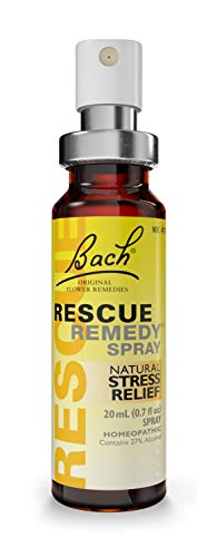 Rescue Remedy Spray, Natural Stress Relief, 20 ml