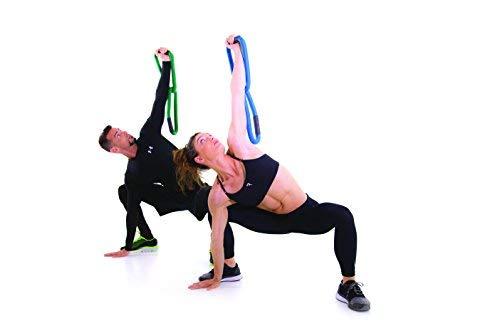 Reaxing Reax Chain 2 Kg, Pesas flexibles, Peso suave para entrenamiento funcional, Azul, 2 anillos, 6 piezas: Amazon.es: Deportes y aire libre