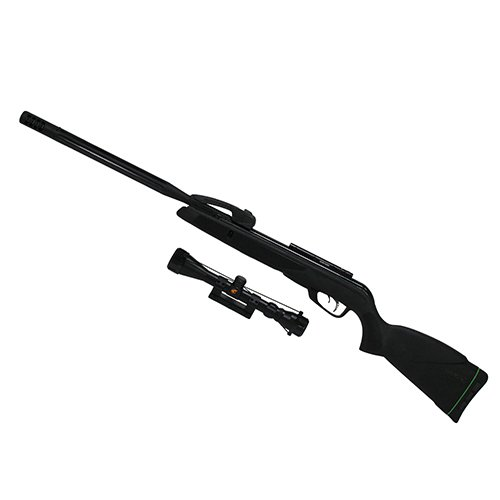 Gamo 611003715554 Gamo Swarm Maxxim .22 Cal (Best Pump Air Rifle For Hunting)