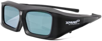 XPAND X103EDUX3-R1 DLP Link 3D Active GlassesBlack