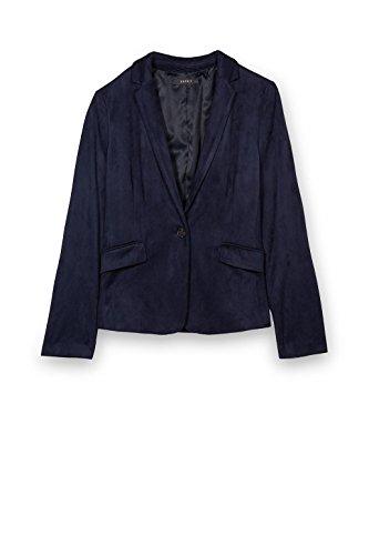 Esprit Collection Femme Veston navy Bleu fHfYw
