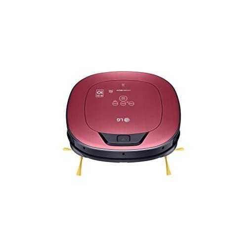 chollos oferta descuentos barato LG VR9624PR Hombot Turbo Serie 11 Robot aspirador programable con doble cámara limpieza a distancia vía Sma