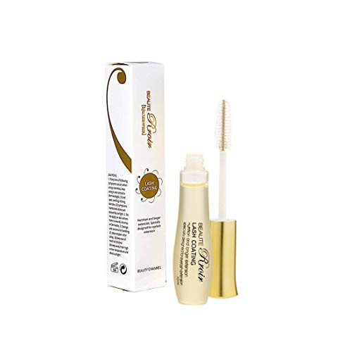 BEAUTE Rroir Clear Lash Coating Essence Clear Sealant for Eyelash Extension (mascara type) (Best Eyelash Extension Sealer)