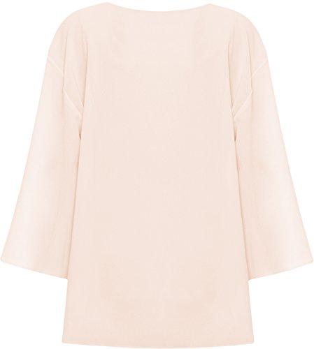 Taille Kimono WearAll Cardigan 44 manches 4 Haut Plus 3 Cardigans Femmes 5qgnw6Og