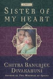 book cover of Sister of My Heart