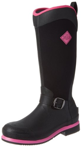 Muck Reign Tall Rubber Women's Riding (Calf Western Dress Socks)