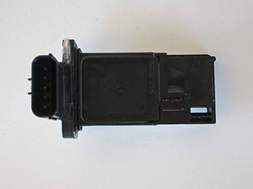 Air Meter Hitachi Mass (Honda Hitachi Part # AFH70M-41B OEM MAF Mass Air Flow Sensor Meter)