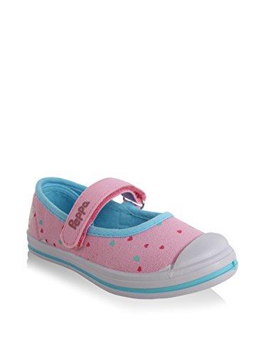 Schuhe für Mädchen DISNEY PP000533-B2049 PINK-LBLUE
