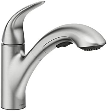 Moen 87039srs Medina One Handle Pullout Kitchen Faucet Spot Resist Stainless Amazon Com