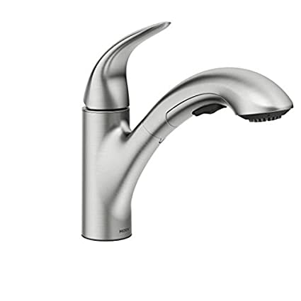 Moen 87039srs Medina One Handle Pullout Kitchen Faucet Spot Resist Stainless