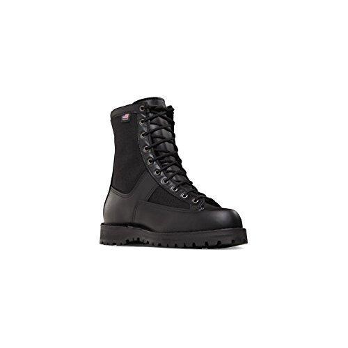 22500 Danner Men's Acadia Uniform Safety Boots - Black - 6.0