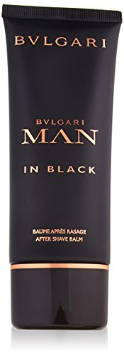 Black Shave After Balm (Bvlgari Man In Black After Shave Balm, 3.4 Fl Oz)