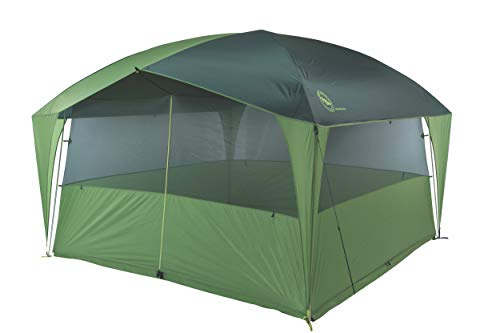 Big Agnes Sugarloaf Camp - Camping Tent/Canopy Shelter, Gree