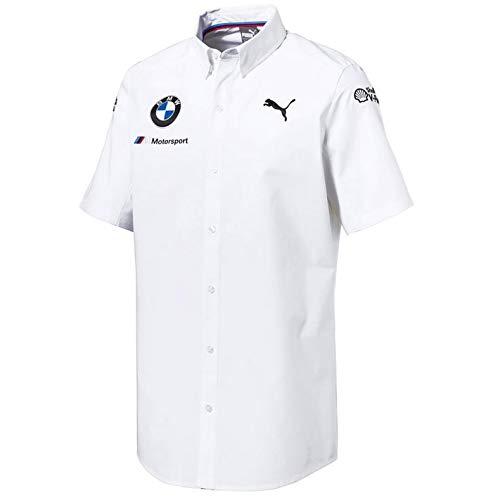 BMW Motorsport Camisa 2018 Equipo M: Amazon.es: Deportes y aire libre