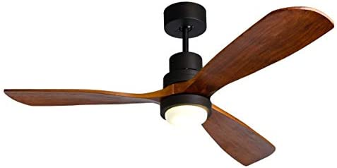 52 Inch Indoor Bronzed Ceiling Fan