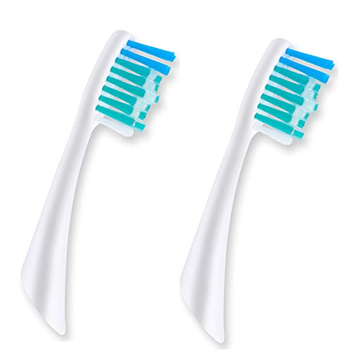 Waterpik ATB-2AB Nano-sonic Replacement Brush (pack of 2)