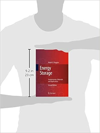Energy Storage Fundamentals Materials and Applications
