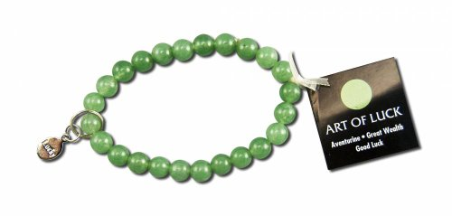Art of Luck Bracelets Wealth Luck Aventurine Lucky