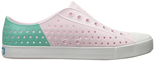 clearance with paypal with paypal low price native Men's Jefferson Fashion Sneaker Mlkpnk/Shlwht/Glssbloc hot sale online dIOHri