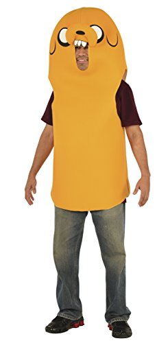 Rubie's Men's Adventure Time Jake Costume, Yellow, X-Large for $<!--$24.93-->