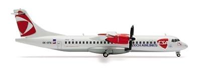 Herpa Csa ATR-72-200 1/200 DIE-CAST