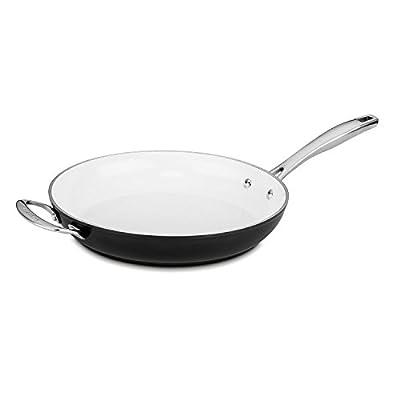 "Cuisinart 59I22-20BK Open Skillet, 8"", Various Size, Style"