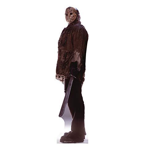 Advanced Graphics Jason Life Size Cardboard Cutout Standup - Friday the 13th