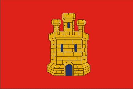 Resultado de imagen de bandera castilla