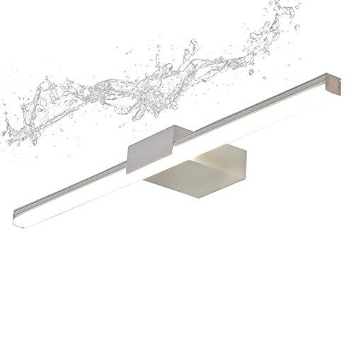 HMAKGG Led-badkamerspiegellamp, wandverlichting, make-uplicht, badkamerverlichting, badkamerspiegellamp, IP44 waterdicht…