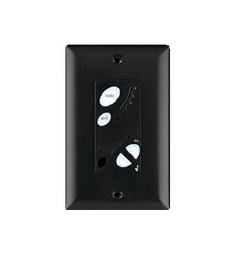 On-Q AU7394BK lyriQ MultiRoom Audio System Keypad, Black by Legrand-On-Q