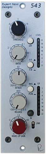 Rupert Neve Designs Portico 543 500-Series Compressor Module