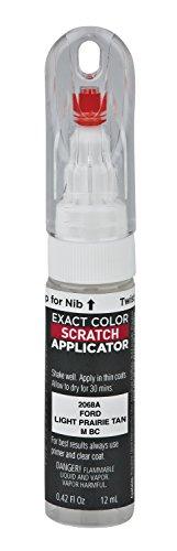 PlastiKote 2068A Ford Light Prairie Tan Metallic BC Scratch Repair Pen - 0.42 oz.
