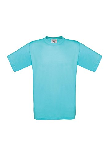 Turchese Prezzo Uomo Stock Maglia Maglietta Corta amp;c B Manica 150 Corte Maniche Shirt T Exact rt733 qRR7E6