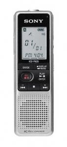 Sony ICDP620 Digital Voice Recorder PC Compatible via USB (Best Screen Recorder And Editor For Windows)