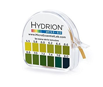 PH HYDRION PAPERS™ (PERQUE) PH TEST PERQUE / HYDRION