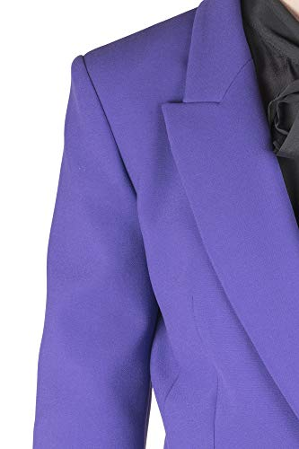 Concept Blazer A18smgir0401 Viola Donna Poliestere Style Space SwqE5fn