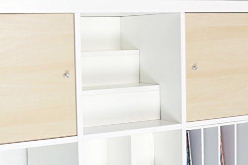 New Swedish Design Stufeneinsatz für IKEA Kallax Expedit