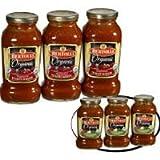 Bertolli Organic Pasta Sauce - 3/24 oz. jars