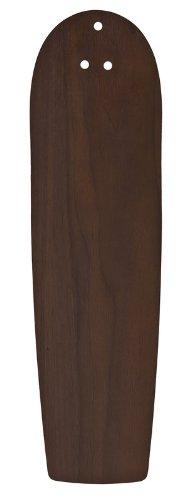 Casablanca Fan Company 99007, Five 22'' Espresso/Smoked Walnut Blades