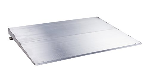 Prairie View Industries ATH2436 Adjustable Threshold Ramp, 24 in X 36 in, 15 Pound ()