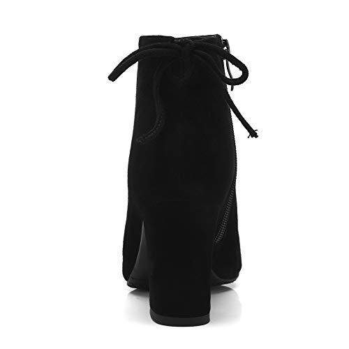 Noir 5 Balamasa Noir Abm13167 Compensées Femme Sandales 36 660qOIPx