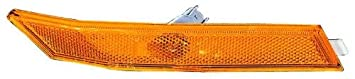 Depo 331-1421R-AC Ford Fusion//Mercury Milan Passenger Side Replacement Side Marker Lamp Assembly