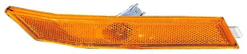 Depo 331-1421R-AC Ford Fusion/Mercury Milan Passenger Side Replacement Side Marker Lamp - Marker Mercury Side