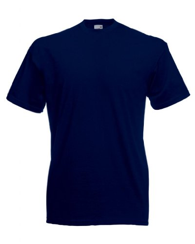 T-Shirt * Valueweight T * Fruit of the Loom * XXL * Deep Navy