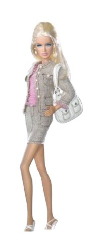 (Barbie Fall 2005 Model of the Moment, Daria Shopping Queen Doll - Gold Label, Collector (1 Each))
