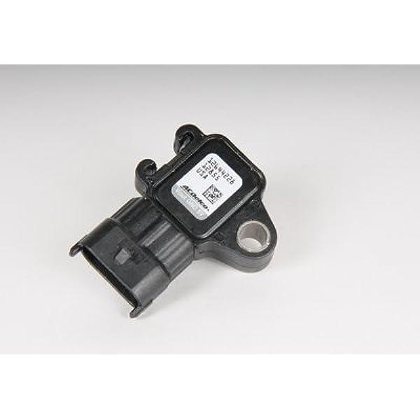 NEW AC Delco MAP Sensor 12644228