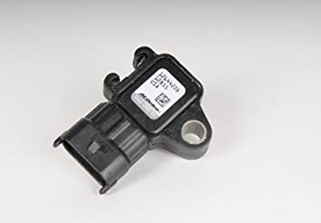 ACDelco 12644228 GM Original Equipment Manifold Absolute Pressure Sensor