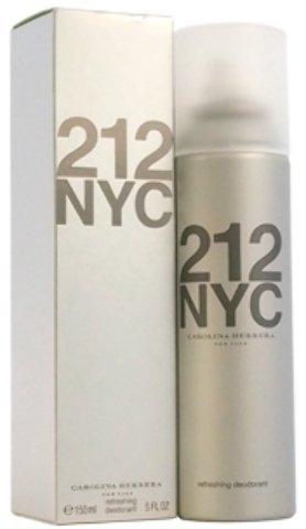 Amazon.com : Carolina Herrera - 212 NYC (5 oz.) 1 pcs sku# 1900132MA : Beauty