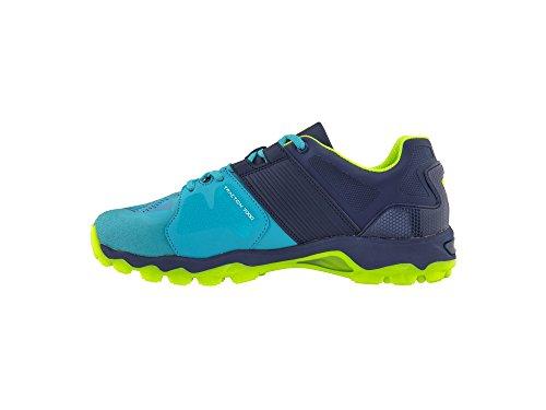 Traction Junior Teal Hockey Grays Navy Shoe T0xw61qU