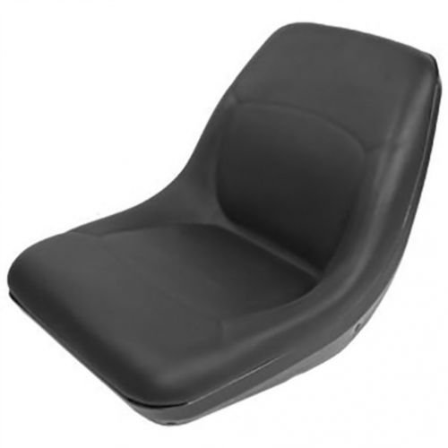 Seat Vinyl Black John Deere 955 755 655 855 856 756 AM107759 by All States Ag Parts